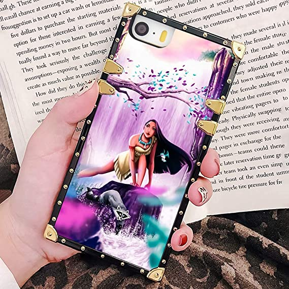buy online 8672c 05177 Amazon.com: DISNEY COLLECTION Phone case Beautiful Disney Princess ...