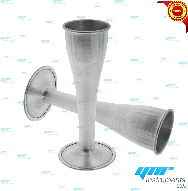 Ynr Pinard Estetoscopio Bocina Fonendoscopio Aluminio Examen Diagnóstico Médico