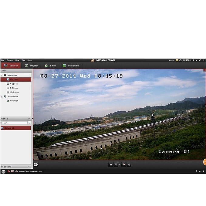 New V5 2 5 Hikvision DS-2CD3132-I 4mm Lens 3MP Mini Dome Camera