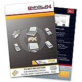 atFoliX Displayschutzfolie für Standard-Display 7,0 Zoll wide (154,8 x 87,0mm) - FX-Antireflex: Display Schutzfolie antireflektierend! Höchste Qualität - Made in Germany!