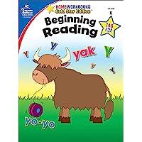 Beginning Reading, Grade K: Gold Star Edition