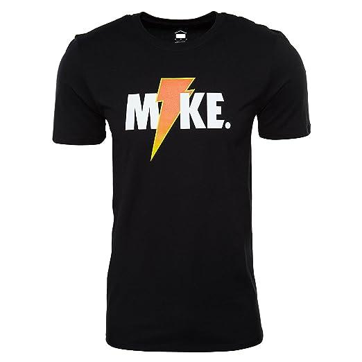 ff86ca31 Nike Mens M JSW TEE Like Mike Lightning AJ1163 at Amazon Men's Clothing  store: