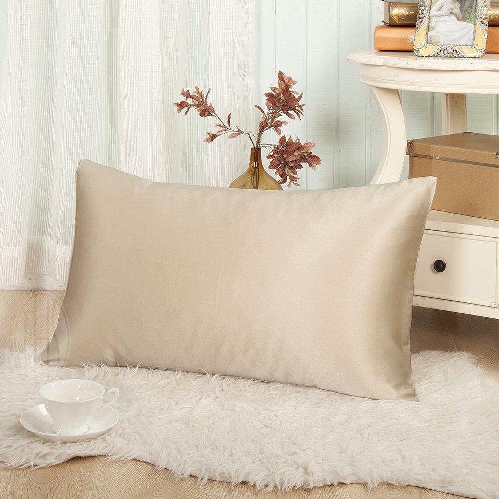 Taihu Snow 枕カバー マルベリーシルク 19mm 髪とお肌の美容に キング ゴールド W01W02506c B016KBSF2W キング|シャンパン シャンパン キング