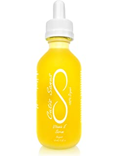 Aceite 100% Orgánico de la Cara del Suero de la Niacinamida de la Vitamina B-prima 2 oz.-Cutis Sanus-Suero Antienvejecimiento Natural Avanzado para el Cuidado de la Piel: Amazon.es: Belleza
