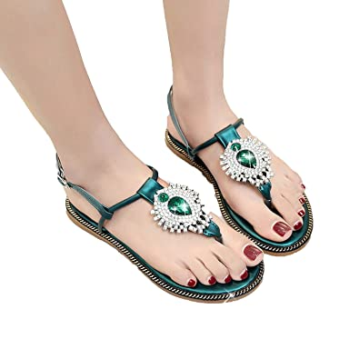 f712420c165 Women Sandals 2018 Summer New Style Solid Diamond Fashion Korean Women  Shoes