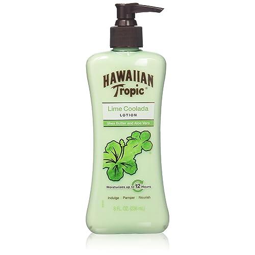 Lime Coolada After Sun Moisturizer Green by Hawaiian Tropic #7
