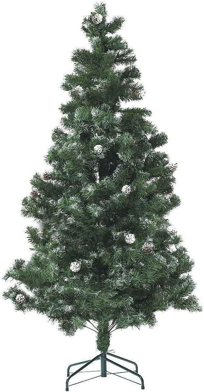 【.co.jp限定】 キャプテンスタッグ(CAPTAIN STAG) クリスマスツリー 松かさスノータイプ 180cm UP-3502