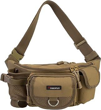 Piscifun Portable Outdoor Fishing Tackle Bag