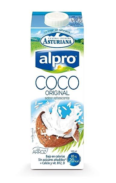 Bebida De Coco Alpro Brik 1L (Asturiana)