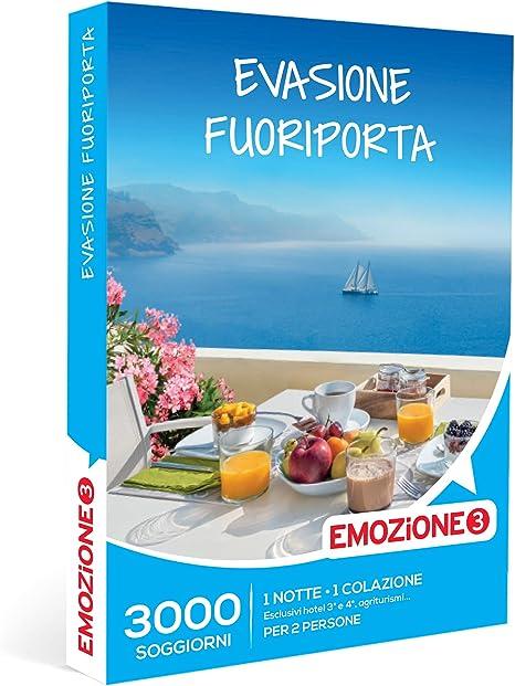 Emozione3 Evasione Fuoriporta Cofanetto Regalo Soggiorni 1