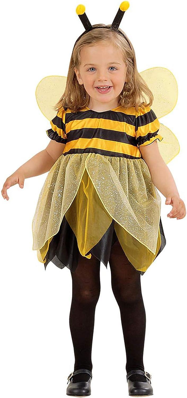 Widman (4931B) - Disfraz de animal de la selva para niña, talla 1-2 años, 98/104 cm