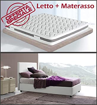 Materassi Water Foam Pareri.Golden Relax Sararreda Promotion Gemma Container Queen Bed