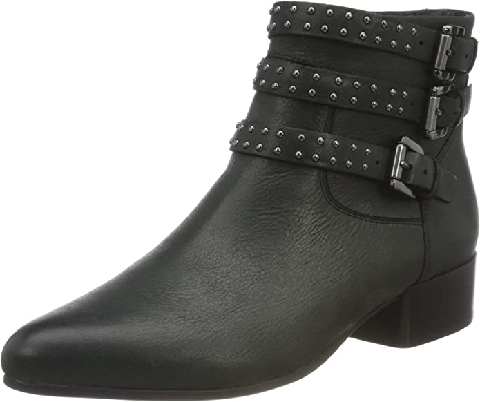 TALLA 37 EU. Geox D Peython Low C D, Ankle Boot Mujer