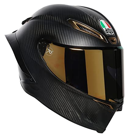 AGV Pista GP-R Anniversario 70th Anniversary Limited Edition Helmet (Medium Small)