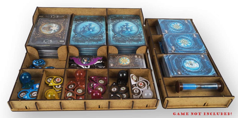 docsmagic.de Organizer Insert for Mysterium Box - Encarte: Amazon.es: Juguetes y juegos