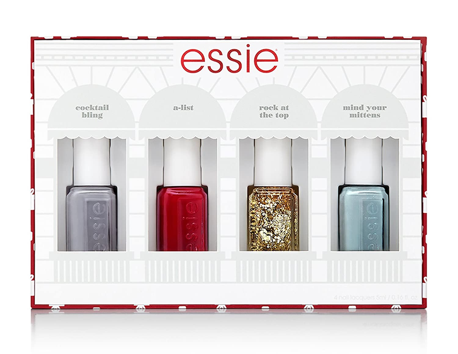 Amazon.com : essie 2015 Women\'s Nail Polish Winter Set : Luxury Beauty