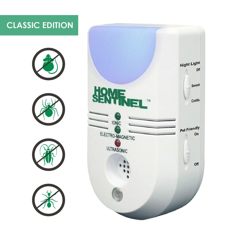 Repelente anti insectos ultrasonidos