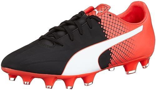 Puma evopower vigor 4 graphic fg amazon shoes rosso da