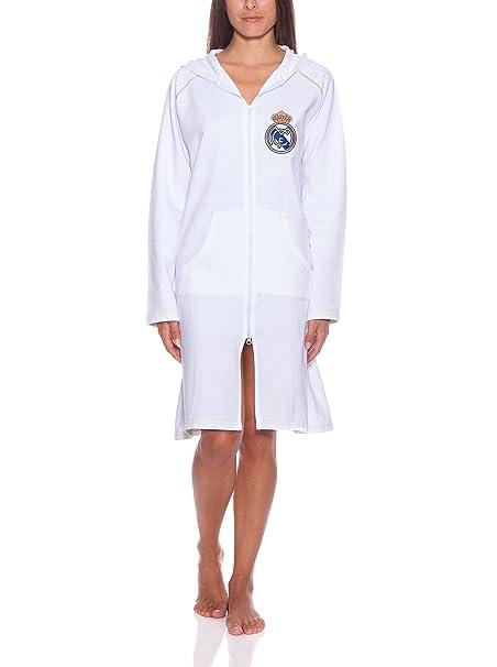 Licencias Pijama Bata Blanca Mujer R.Mad Único S