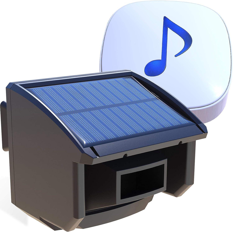 Htz Safe Solar Driveway Alarm System
