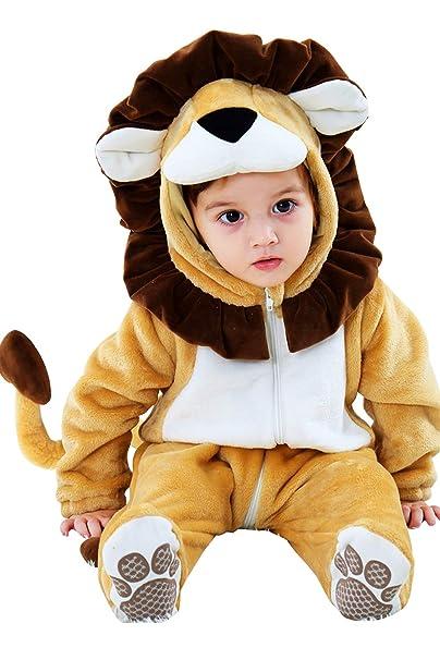 Amazon.com: LILYFUN Disfraz de Halloween para bebé con ...