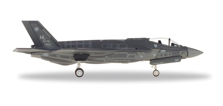 Herpa Wings 1:200 Lockheed f-35a US Air Force rude Rams 558525