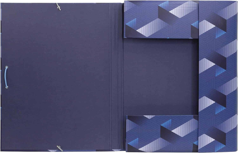 Lines Hardcover-Ordner