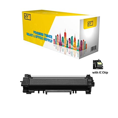 NEW With CHIP 2-PK TN-770 Toner Cartridge for Brother HL-L2370DW MFC-L2750DW