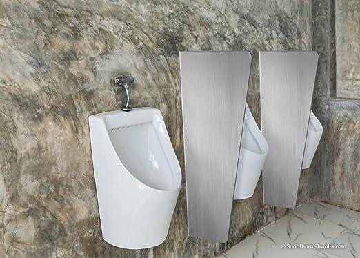 Urinario separador avergüenza – Inodoro de pared divisores ...