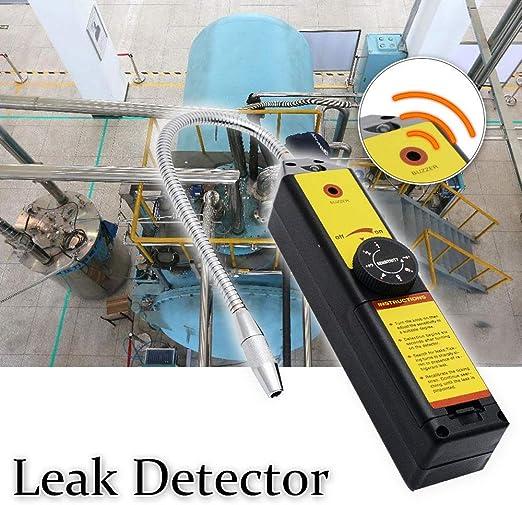 Hal/ógena Corona/ /Detector de Fugas de Gas refrigerante comprobador R410/A R22/a R134/a