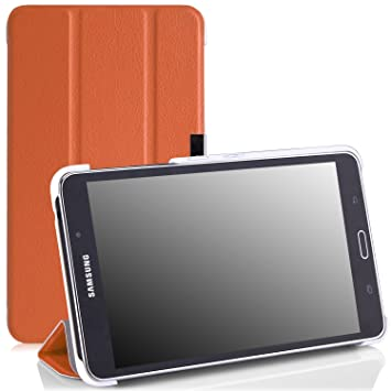 Amazon.com: MoKo Smart Carcasa para Samsung Galaxy Tab 4 7.0 ...