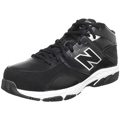 wholesale dealer 814c9 ee4b1 New Balance - Mens 581 Basketball Shoes, UK  10.5 UK - Width 2E, Black   Amazon.co.uk  Shoes   Bags