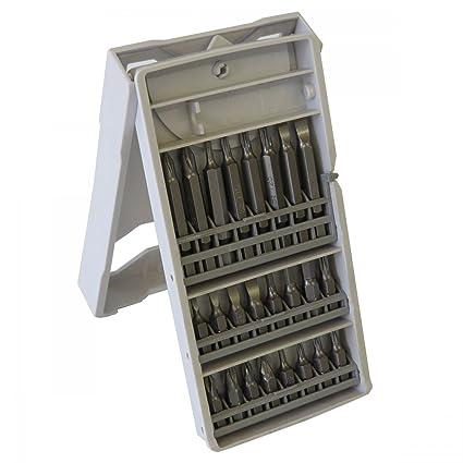 Bosch 24pc juego de puntas para destornillador 2609160168: Amazon.es ...
