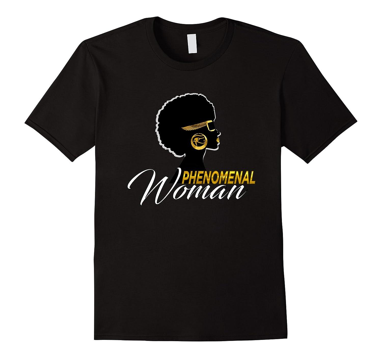 Phenomenal Woman T-Shirt Gift