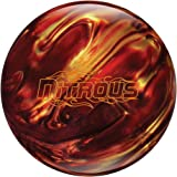 Columbia 300 Nitrous Bowling Ball Red/Gold, 11lbs