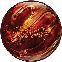 Columbia 300 Nitrous - Bola para Bolos, Color Rojo y Dorado, 45,72 kg