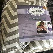 Amazon.com: Luna Lullaby Bosom - Almohada de lactancia para ...