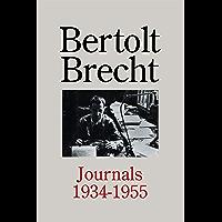 Bertolt Brecht: Journals 1934 - 1955 (English Edition)