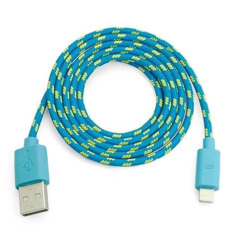 Datenkabel / Ladekabel USB Kabel für iPhone 6 Plus und 5 ,5s 5c ...