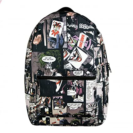 Amazon.com  Bioworld Backpack - Batman - The Killing Joke New Anime Gifts  Licensed bq1v56btm  Toys   Games 1e6e9a71475f5