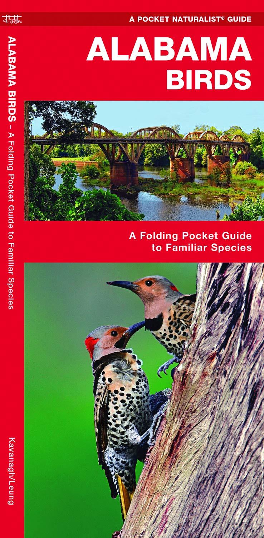 Alabama Birds (Pocket Naturalist Guides): James Kavanagh, Waterford Press,  Raymond Leung: 9781583551301: Amazon.com: Books