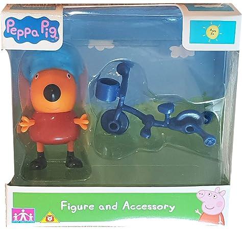PeppaWutz Figuras del Juego Peppa Pig, Diferentes Personajes y Accesorios (Freddy Fox): Amazon.es: Juguetes y juegos