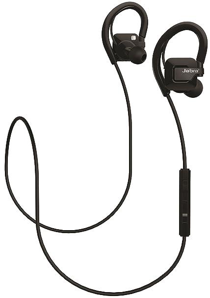 Jabra JASTEP - Auriculares Bluetooth inalámbrico, color negro
