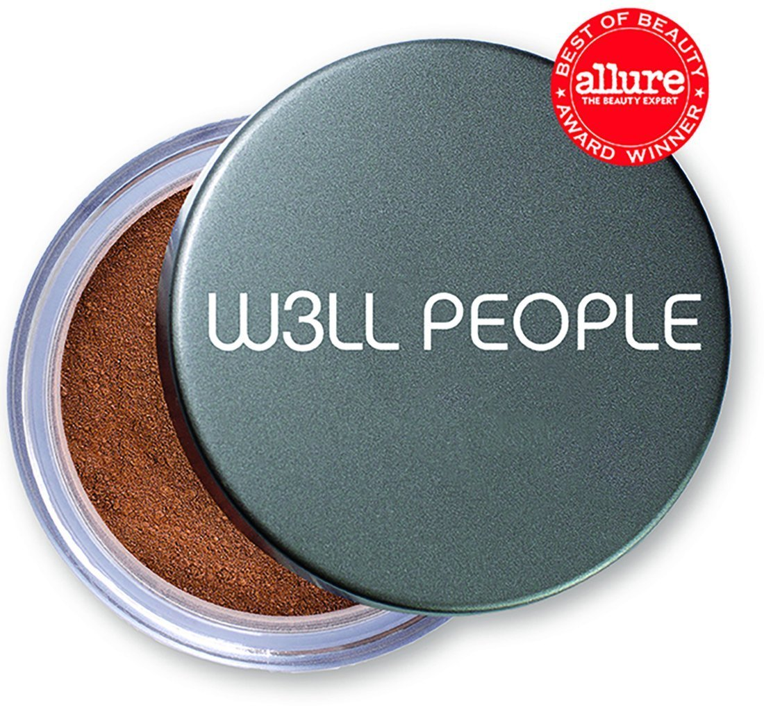 W3LL PEOPLE - Natural Bio Bronzer Powder (Natural Tan) by W3LL PEOPLE