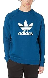 65dcaa53e adidas Originals Men's Trefoil Crew at Amazon Men's Clothing store:
