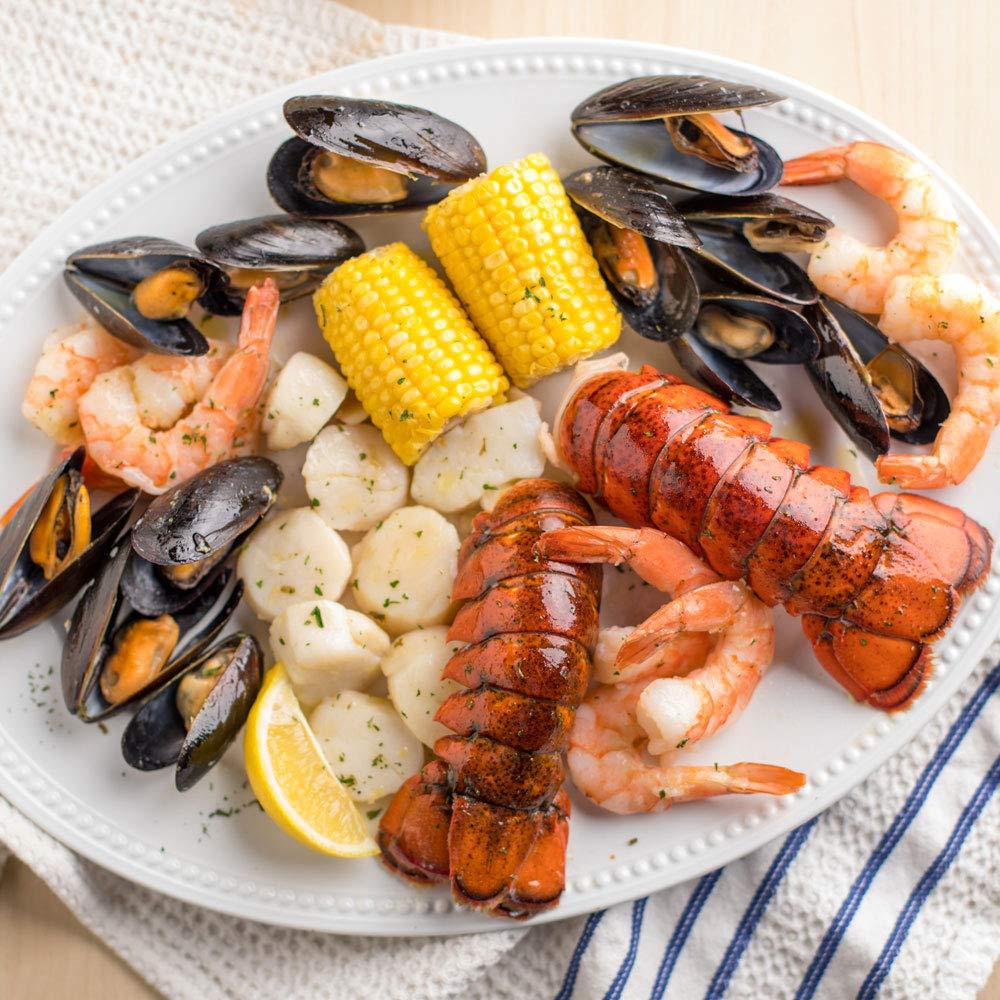 Maine Shore Dinner