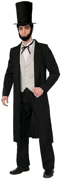 Forum Novelties Abraham Lincoln XL Deluxe - Disfraz para Hombre: Amazon.es: Ropa y accesorios