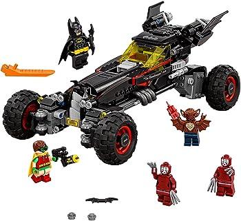 The LEGO Batman Movie The Batmobile