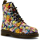 Botas Dr Martens X Adventure Time Toon Castel (Multicolor)