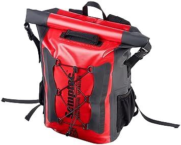 e2f848b11dbb8 Semptec Urban Survival Technology Wasserfester Rucksack  Wasserdichter  Trekking-Rucksack aus LKW-Plane